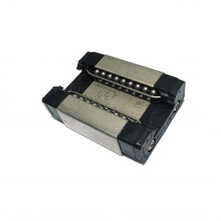 OEM - Cuscinetto Lineare 43x32mm per Guida Larga 15mm