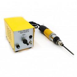 SAN TUS - Cacciavite Elettrico con Regolatore di Potenza HD-EP - 200-240V 50/60Hz 18-28-36V 3dc