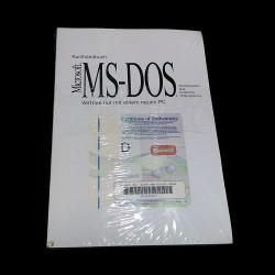 OEM - Libro Manuale per MS-DOS X03-68682