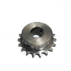 CNC 3D - Ingranaggio/Puleggia per Cinghie Dentata diametro foro centrale 25mm