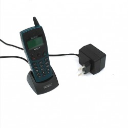ALCATEL - Telefono Cordless Mobile 100 Reflexes + Basic Desktop Charger