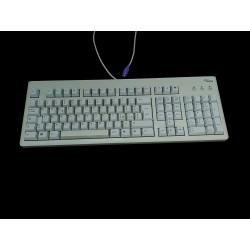 FUJITSU SIEMENS TAV-X293AG185SD13 - Tastiera Bianco PS/2 Standard per PC
