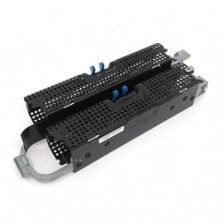 DELL TW-0WC418 - Passacavi in Metallo per Server DELL POWER EDGE 2900 - Nero
