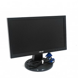ASUS VW161 - Monitor LCD TFT 15.6 Pollici - Nero