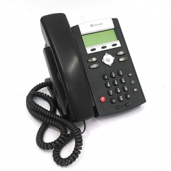 POLYCOM IP330SIP - Telefono Fisso SoundPoint IP VoIP 2 Port Ethernet