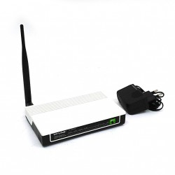 TP Link Modem Router ADSL2+ Wireless N 150Mbps + 4xLAN (W8951ND)