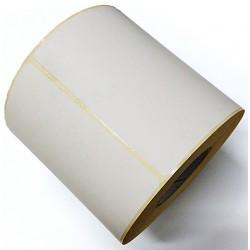 Etichetta Adesiva Carta Bianca in Rotolo da 350Pz 100x150mm