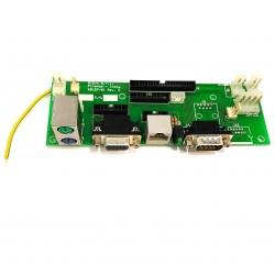 DIGIC XS127-01REV-C - Piastrina Connettori