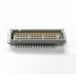 FCI Connettore DIN 41612 Maschio - DIN Class 2 - 2x16Pin
