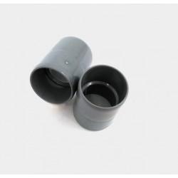 WAVIN BENOR - 2x Innesto in PVC 3.2mm - Grigio