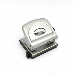 RAPID FMC25+ - Perforatore Fogli a 2 Fori - Max 30FG - Argento