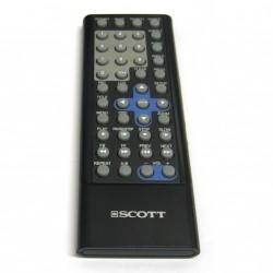SCOTT - Telecomando Originale per Televisore - Nero
