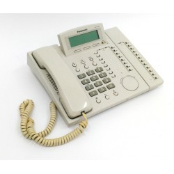 PANASONIC KX-T753 + KEY MODULE - Telefono Centralino Fisso