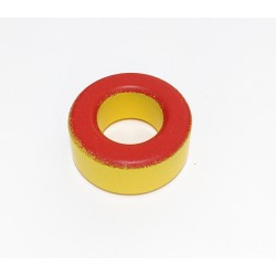 Ferrite Toroide Core Coated T106-8/90 Yellow/Red