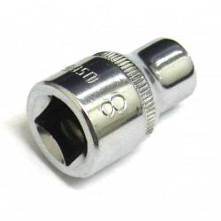 USAG 235 - Chiave a Bussola Esagonale con Attacco Quadrato 3/8 - 8mm