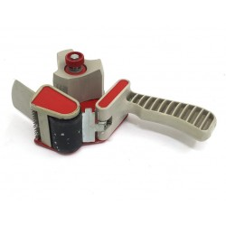SOCEPI - Dispenser Per Nastro Adesivo Professionale 50mm - con Supporto in Ferro