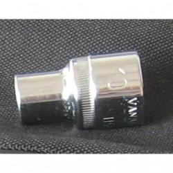 USAG 235 - Chiave a Bussola Esagonale con Attacco Quadrato 1/2E - 10mm