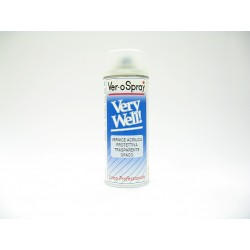 Bomboletta VeroSpray Very Well Trasparente Opaco 400ml