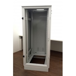 Armadio Server Rack in Metallo 28U 150x60x75 - Grigio