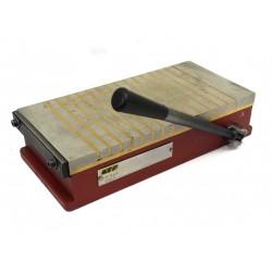 LTF 202.05 - Piano Magnetico con Magneti in Alnico V per Rettifiche ed Elettroerosioni
