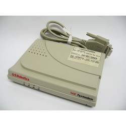 US Robotics External Fax/Modem 56K V.92