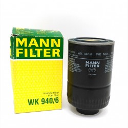 MANN FILTER WK940/6 - Filtro Carburante
