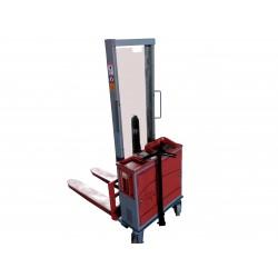 WITHFORCE WM1610 - Carrello Elevatore Elettro Idraulico 10q 160cm