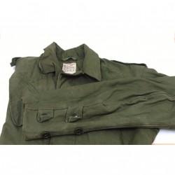 KL 8405-17-006-6628 - Giacca Esercito Olandese 100% Cotone - Verde Militare