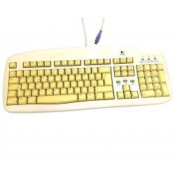 LOGITECH Y-SG13 - Tastiera PS/2 Standard per PC