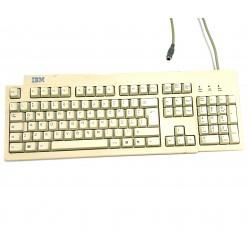 IBM KB-7953 - Tastiera Bianco PS/2 Standard per PC