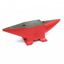 Incudine per Forgiatura Fabbro Kg.40 - Rosso