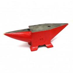 Incudine per Forgiatura Fabbro Kg.50 - Rosso