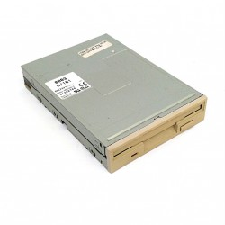 SONY MPF920-C - Compact Floppy Disk Drive 5V - Bianco