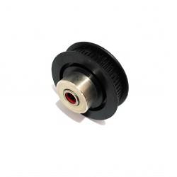 CNC 3D - Puleggia / Ruota Dentata - 58 Denti