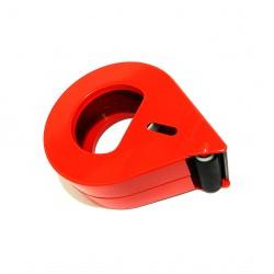 Dispenser Per Nastro Adesivo 52mm - Rosso