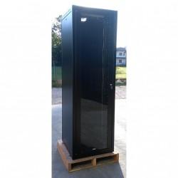 MAGNONI PRATIK U42 - Armadio Rack a Pavimento 2018x640x640mm - Nero