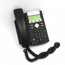 POLYCOM IP330SIP - Telefono Fisso con cornetta - SoundPoint IP VoIP 2 Port Ethernet