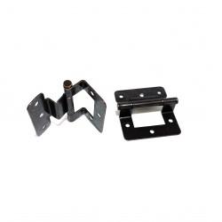 CNC 3D - 2x Cerniere per Porta