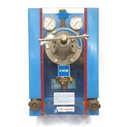 SAF-FRO FROVER 476 - Gruppo di Decompressione Ar/CO2 Saldatura Gas/Miscela Industriale AirLiquide