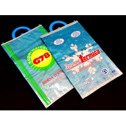 12x Polar Bag/Borsa Termica per Surgelati 49x30Cm - Stampe Varie