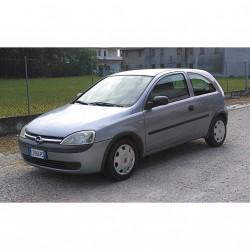 Opel Corsa C 1.000cc Benzina 2002 3 Porte - Grigio