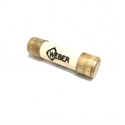 WEBER CH10 - 2x Fusibile Cilindrico 10x38mm 500V