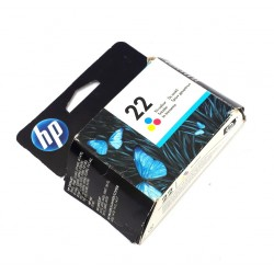 HP 22 - Cartuccia di stampa - Tri-Color Inkjet