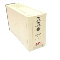 APC Back-UPS CS 500 - Gruppo di Continuità 350VA/210Watt