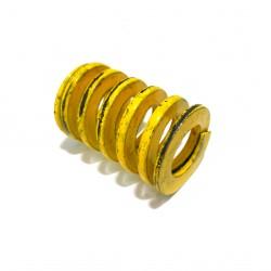CNC 3D - Molle di Compressione 37mm - Giallo