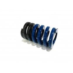 CNC 3D - 2x Molle di Compressione 26mm - Blu
