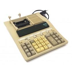 OLIVETTI LOGOS 352 - Calcolatrice Scrivente Prof. senza coperchio in plastica per bobina di carta