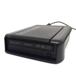SAMSUNG SE-W162C/EUBN - Masterizzatore DVD-RW Esterno - Nero