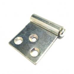 CNC 3D - 5x Staffa di Supporto in Acciaio