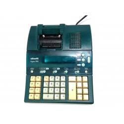 OLIVETTI LOGOS 582 - Calcolatrice Scrivente Professionale 240V